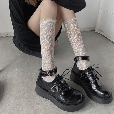 地雷ちゃん指定靴