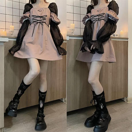 // PINK SAVIOR // アノネカフェ冬制服