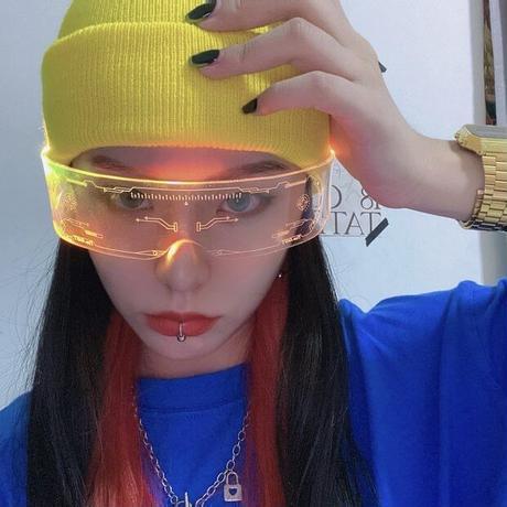 電脳未来的眼鏡
