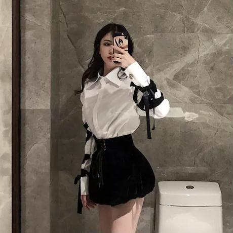 愛縛シャツ&バルーンパンツSETUP