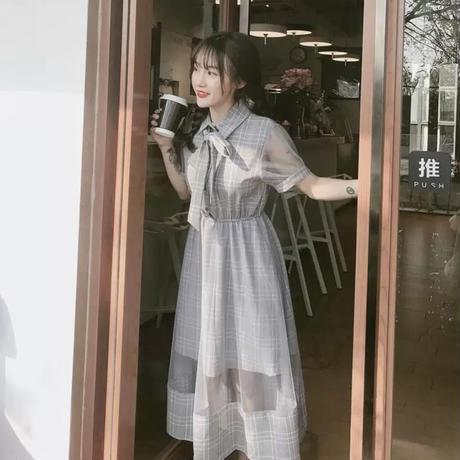 夏恋きゅるんワンピ