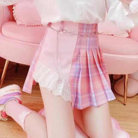 // 苛苛綺 // アイドル狂いのアシメスカート