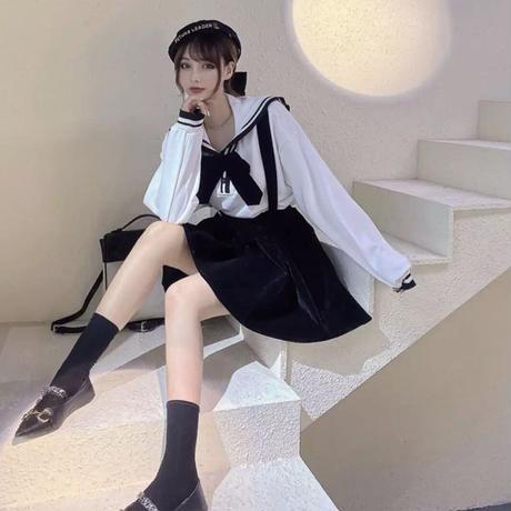 アノネ学園初等部のセーラー服