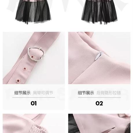// PINKSAVIOR // ド地雷ちゃんスカート