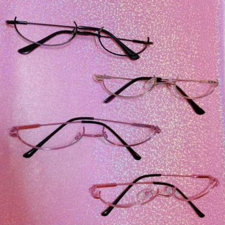 自撮りDATE眼鏡