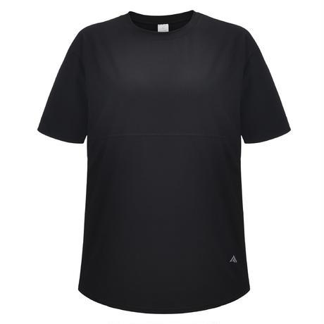 速乾バックプリント半袖Tシャツ C9022