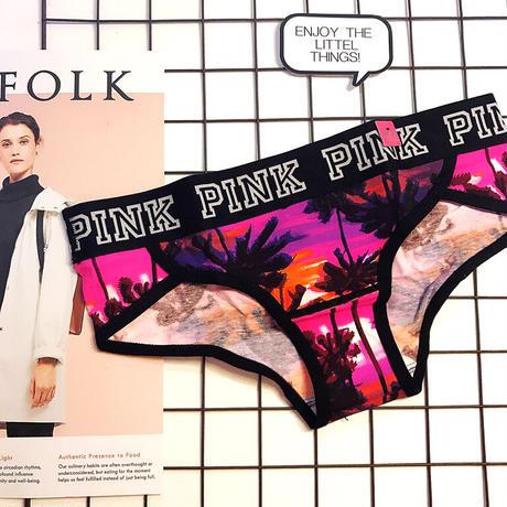 PINK VS風ショーツアソートセット3枚組 1413