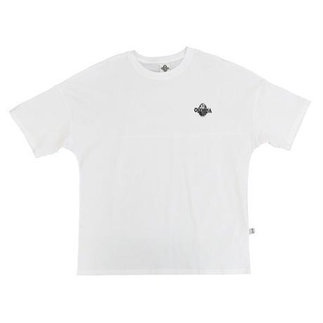 メンズOLYMPIAプリントTシャツ薄地 20T18