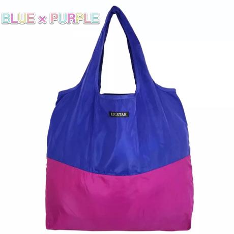 カラーマッチ配色ショッピングバッグ         BF2015