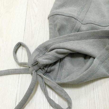 サイドストリングショートパンツ 16042