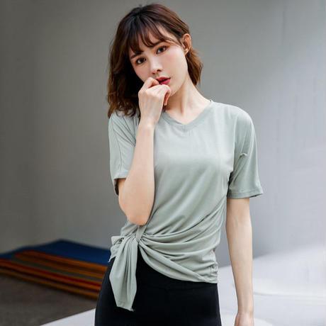 アシメTシャツ DXM064