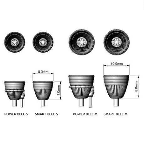 POWER BELL M-size