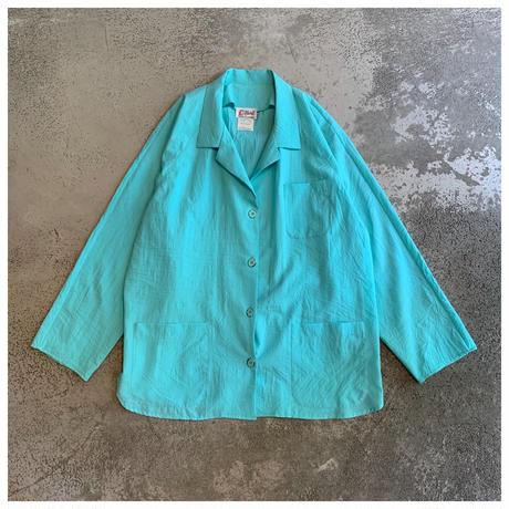 1990s ポリイージーテーラードジャケット カナダ製