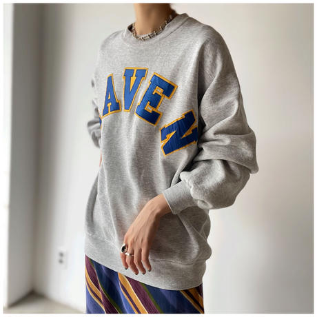 """1990s """"HAVEN"""" スウェットシャツ USA製"""