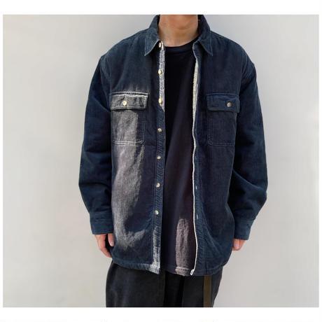 1990s コーデュロイシャツジャケット