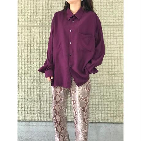 90年代  ヴィスコースドレスシャツ