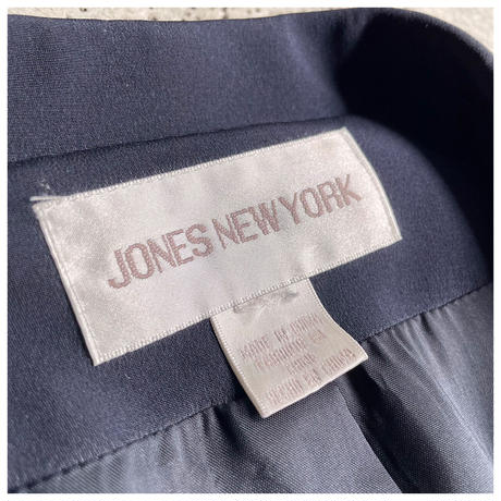 "1990s ""JONES NEW YORK"" シルク2ピースセットアップ"