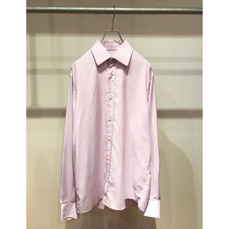"""Yves Saint Laurent"" コットンブレンドドレスシャツ"