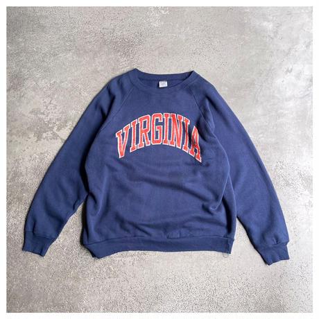 """1990s """"Champion"""" カレッジプリントシャツ USA製"""