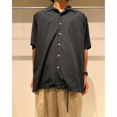 """""""Ralph Lauren"""" コットンオープンカラーシャツ"""