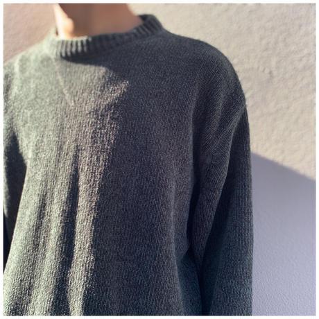 1990s アクリルニットセーター