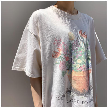 1990s プリントTシャツ カナダ製