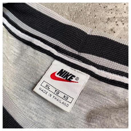 """1990s """"NIKE"""" ナイロンブレンドプルオーバー"""