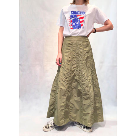 "1980s ""GUNG  HO""プリントTシャツ USA製"