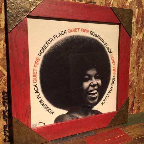 Handmade Vinyl Frame #3