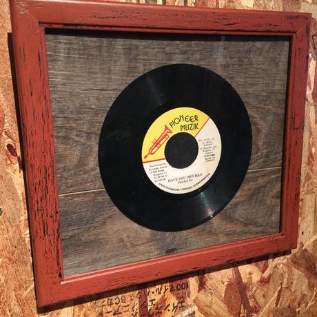 Re-make Vinyl Frame #1