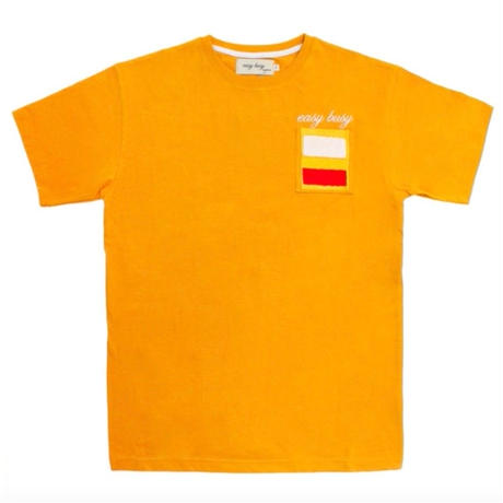 【easy busy】Rothko T-Shirts – Yellow