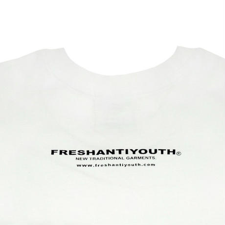 【Fray】FRAY BIG LOGO T-SHIRTS WHITE
