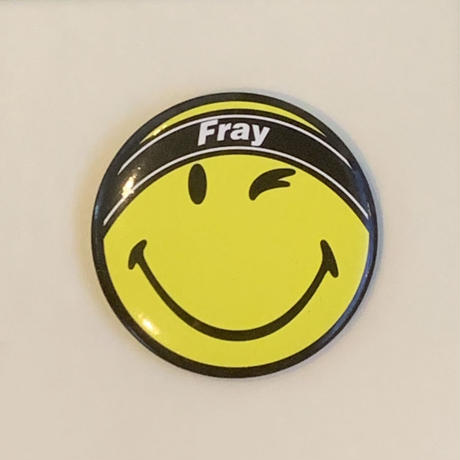 【Fray】Fray PinBack button