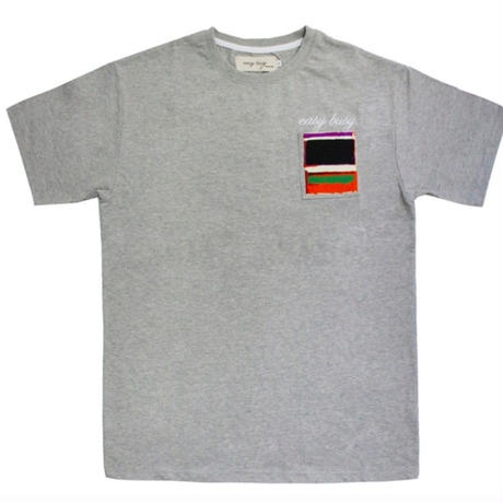 【easy busy】Rothko T-Shirts – Grey
