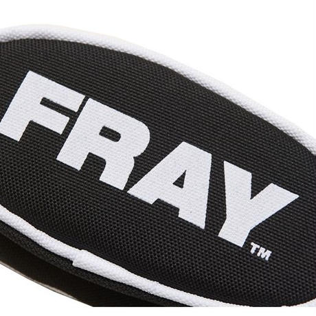 【Fray】FRAY COIN POUCH BLACK