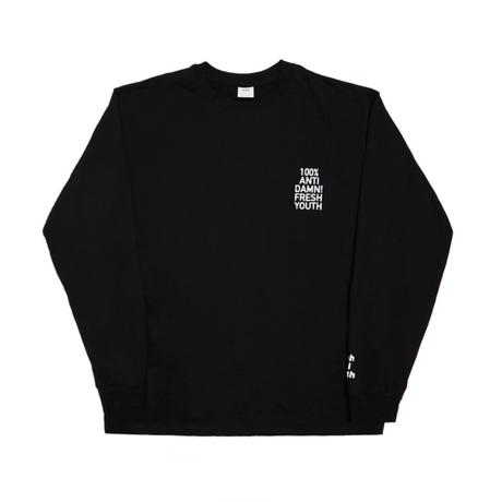 Anti Damn-Long Sleeve – Black