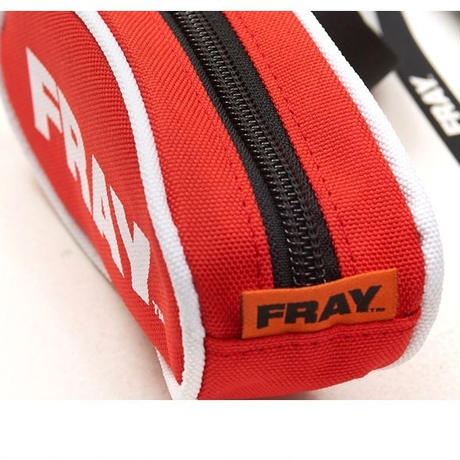 【Fray】FRAY COIN POUCH RED