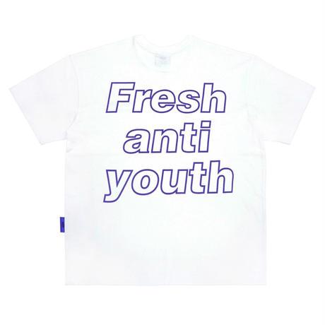 【Fray】I am Fresh T-SHIRTS WHITE
