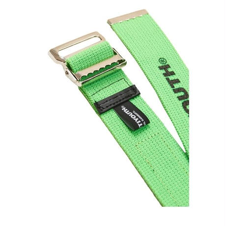 【Fray】ANTI WEBBING BELT GLOWGREEN