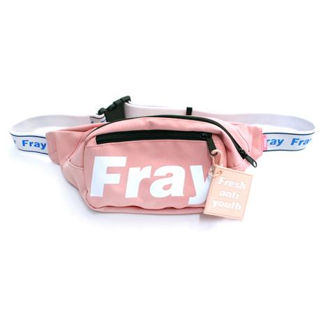 Logo Waist Bag – Pink