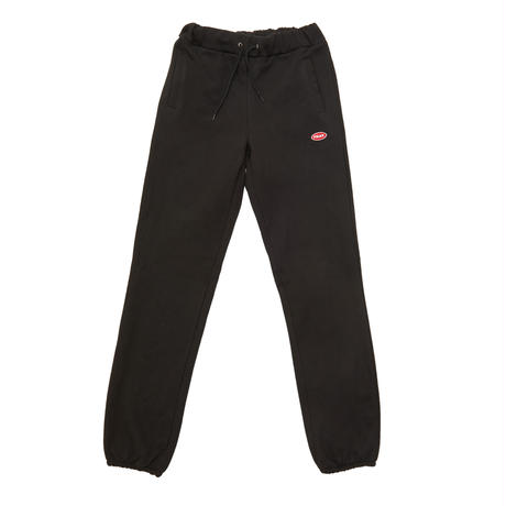 【Fray】LOGO BASIC SWEAT PANTS BLACK