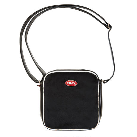 【Fray】FRAY MINI PIPNG BAG BLACK