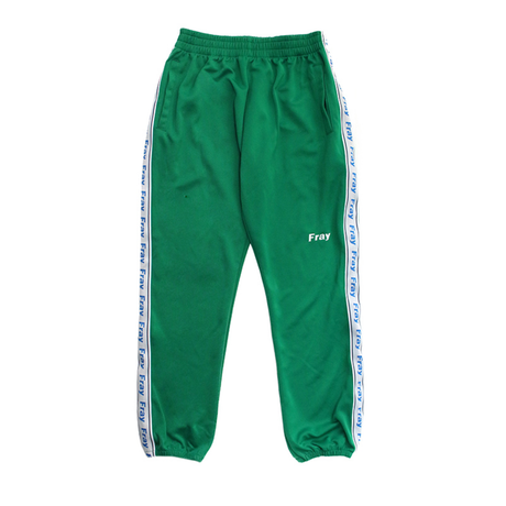 Jersey Pants – Green
