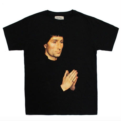 【easy busy】Memling T-Shirts – Black