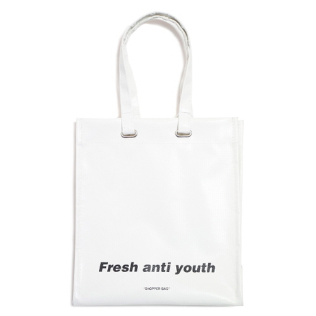 Shopper Bag (S) – White