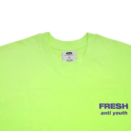 【Fray】I am Fresh T-SHIRTS NEON