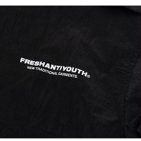 【Fray】WIND BREAKER JACKET BLACK