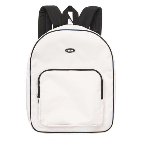【Fray】FRAY PIPNG BAGPACK OFFWHITE