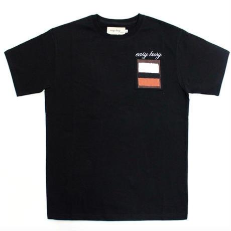 【easy busy】Rothko T-Shirts – Black