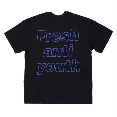 【Fray】I am Fresh T-SHIRTS BLACK